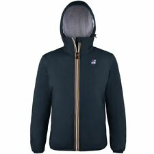 K-WAY LE VRAI 3.0 CLAUDETTE ORSETTO Ripstop GIACCA DONNA Nuovo KWAY K89kuhgugt