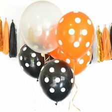 """18"""" Foil Balloons Halloween Horror Haunted Decorations Children's Party Printed"""