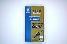 PILOT SUPER COLOR MARKERS SILVER,BLUE,RED,GREEN FLAT RATE POSTAGE ANY QUANTITY