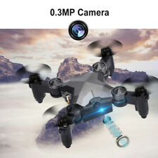 0.3MP Camera Drone Wifi FPV Remote Control 360° Flying RC Quadcopter Watch Style