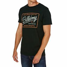 Billabong T-Shirts - Billabong Baldwin T-Shirt - Black