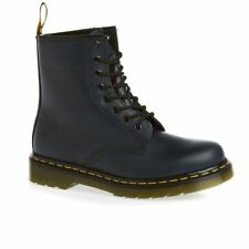 Dr Martens Boots - Dr Martens 1460 Smooth Boots - Navy