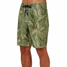Hurley Board Shorts - Hurley Phtm Jjf Maps 20' Board Shorts - Faded Olive