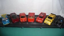 SLOT CARS - SCALEXTRIC - SCALA 1/32 - USATE