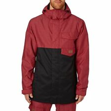 DC Snow Jackets - DC Ripley Snow Jacket - Chili Pepper