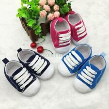 Newborn Baby Toddler Casual Sneakers Boy Girl Infant Soft Sole Crib Shoes 0-18M
