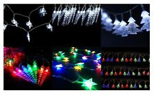 LED 20 FAIRY LIGHTS 3.3M WIRE STRING BATTERY OPERATED XMAS WEDDING PARTY DECOR