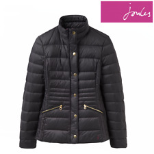 325e71be521 Joules Womens Ladies Warmheart Natural Feather Down Jacket0 ...