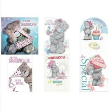 petite-fille ourson - Me To You Anniversaire Cartes