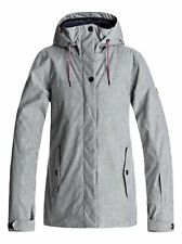Roxy Billie Jacke Heritage Heather Damen Snowboardjacke Skijacke Winterjacke