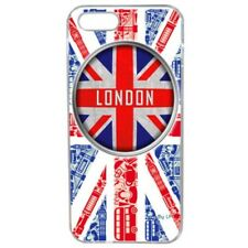 Funda Rigida Londres Uk Gb Para Iphone De Apple Se