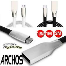 Micro USB Fast Charging Sync Data Charger Cable for Various ARCHOS SmartPhones