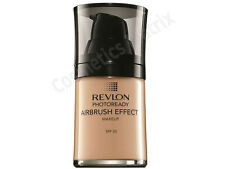 Revlon Photoready Airbrush effect Make Up foundation SPF 20 Shades Available