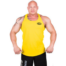 trainings-shirt C.P.Sports PALESTRA CANOTTA-TOP/colore: Giallo - Canotta -