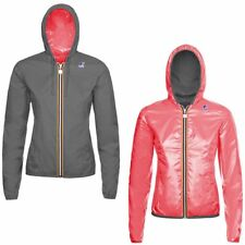 K-WAY LILY PLUS DOUBLE GIACCA DONNA imperm Prv/est Variable Meteo KWAY 959vwkmpq