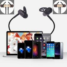 Headset Magnetic Wireless Stereo Headphones with Mic Bluetooth Earphone