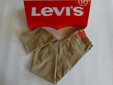 Levi 712 - Slim - Harvest Gold (Soft Touch Chino), 18884-0108 - BNWT