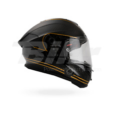 CASCO BELL RACE STAR ACE CAFE SPEED CHECK MATE NEGRO/ORO 57-58/TALLA M GAMA BELL