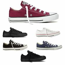 CONVERSE Mandrin OX LOW femme homme chaussures Plusieurs couleurs