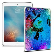 NATALE CUSTODIA COVER resistente per vari APPLE IPAD TABLET - Design 10