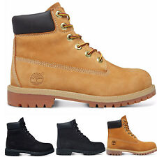 Timberland - 6-inch Premium Impermeable Botas Hombres Mujeres Niño Ocio Botas