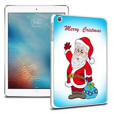 NATALE CUSTODIA COVER resistente per vari APPLE IPAD TABLET - Design 14