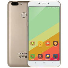 "Oukitel U20 PLUS 4G Phablet 5.5 "" Android 6.0 QUAD-CORE 2+16GB sbloccato"