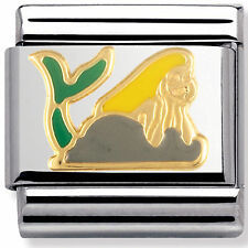 Nomination Italy Nominations Gold Mermaid Classic Charm Tool