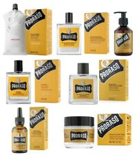 PRORASO SINGLE BLADE WOOD AND SPICE Prodotti Cura e Rasatura Barba uomo olio