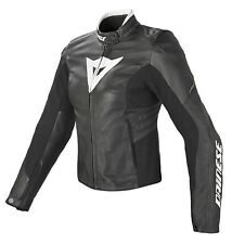 DAINESE 2533687 Giacca Donna in Pelle Moto Racing Laguna evo SW / WS