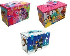 Disney Frozen princesa My Little Pony de niña Makeup Set Estación neceser NUEVO