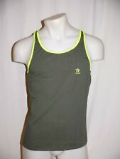 JOR Shirt Sleeveless Shirt Tank Centauro Tank Top 0311 Green NEW