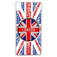 Funda Rigida Londres Uk gb para iPhone de Apple X