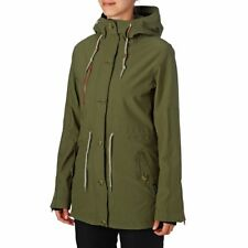 Holden Snow Jackets - Holden Womens Fishtail Snow Jacket - Olive
