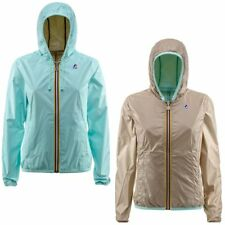 K-WAY LILY PLUS DOUBLE giacca DONNA Imperm Prv/est VARIABLE Meteo KWAY G37xltrpb