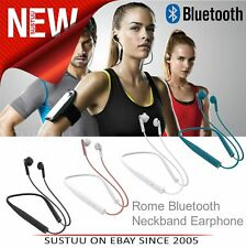 Urbanista Rome Bluetooth Neckband Earphone│Fits iOS Android Windows│Multi Colors