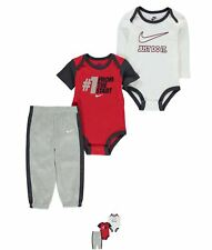 MODA Nike No1 Set Baby Boys D.Grey Heather