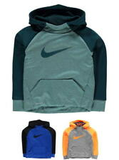 MODA Nike Thermal OTH Hoody Child Boys D.Grey Heather