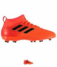 NUOVO adidas Ace 17.3 Mesh FG Childrens Football Boots SolOrange/Black