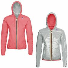 K-WAY LILY PLUS DOUBLE Giacca DONNA IMPERM prv/est Variable meteo KWAY New 924tk