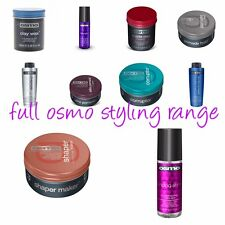 OSMO haircare & Styling Full Range(SAMEDAY DISPATCH) 3 X OSMO FULLSIZE PRODUCT