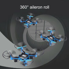 Building Blocks Drone RC Quadcopter Remote Control Helicopter Headless Mode WD