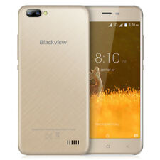 """Blackview A7 3g Smartphone Android 7.0 5.0"""" Quad-core 8gb ROM Dual Trasera"""