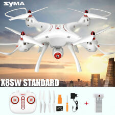 Syma X8SW 720P HD Camera WIFI FPV Drone RC Quadcopter Helicopter Altitude Hold