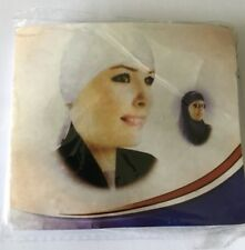 Under Scarf Bonnet Cap Tie Back Hijab Chemo in Various Colurs, Black & White