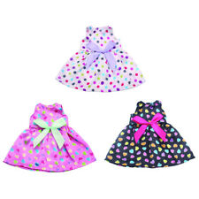 MagiDeal Doll Clothes for 18 Inch American Girl Doll Dress Skirt Shoes Costume