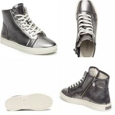 LAUREN RALPH LAUREN Zapatos Metálico - winnefred-trainers UK 6.5 Gris 40