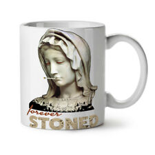 Stoned Weed Stoner Rasta NEW White Tea Coffee Mug 11 oz | Wellcoda