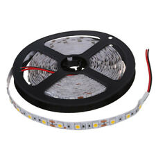 5m 300 Blanco Cálido LED 5050SMD Flexible Lámpara Tira 12v DC Home Club L6