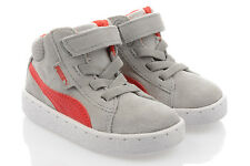 Puma 1948 Medio V Kids Zapatos Infantiles Zapatillas High Top Botas de invierno